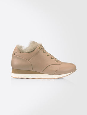 Nappa sneaker