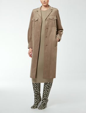 Technical fabric trench