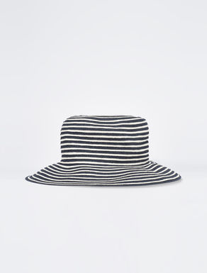 Summer stripes hat