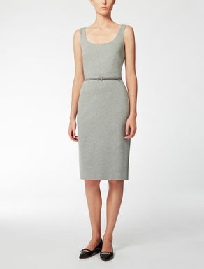 Viscose jersey princesse dress