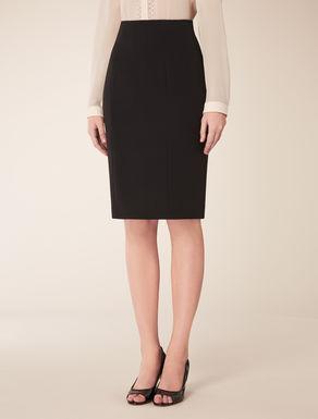Cady tube skirt