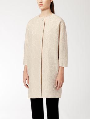 Jacquard coat