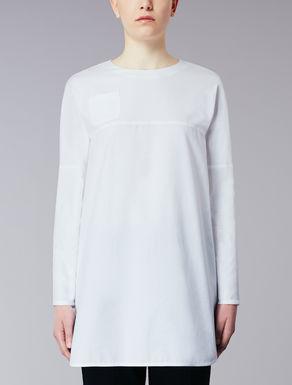 Camicia in cotone lavato