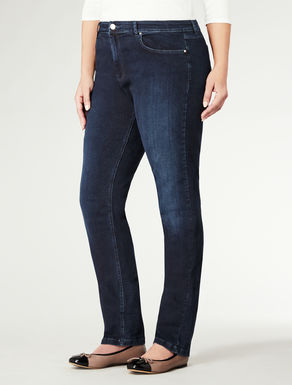 Jeans slim in denim