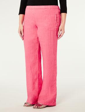 Pantalone pigiama in lino