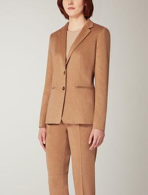 Camel jacket