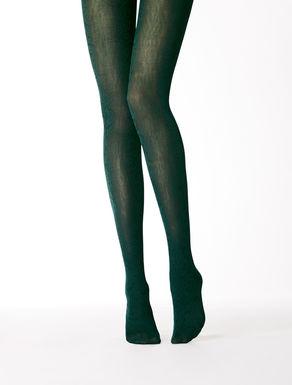 Microfibre tights