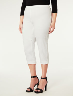 Pantalone Capri in cotone