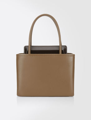Roma leather bag