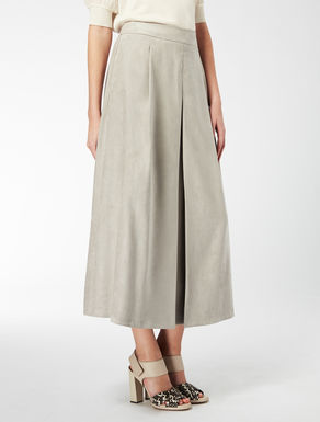 Technical fabric skirt