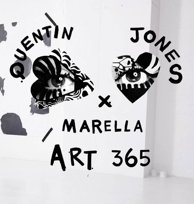 Marella - Quentin Jones x ART.365 FW18