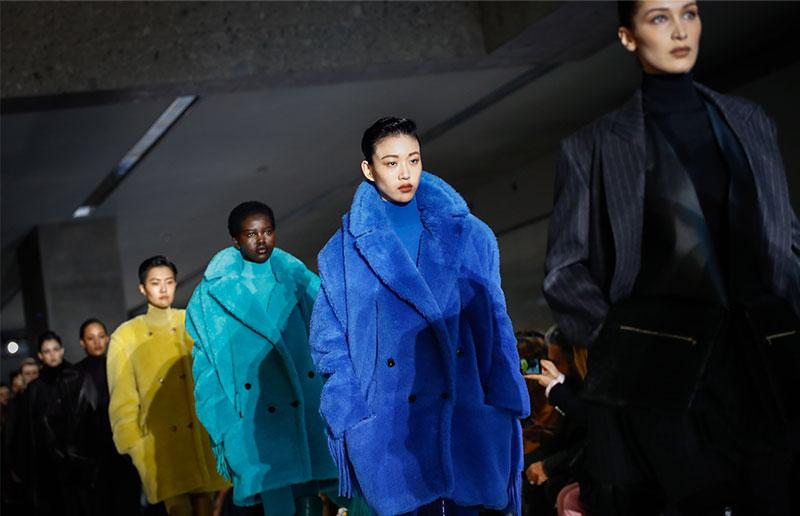 Max Mara Fall Winter 2019  The Politics Of Glamour 1cb8d1ab0