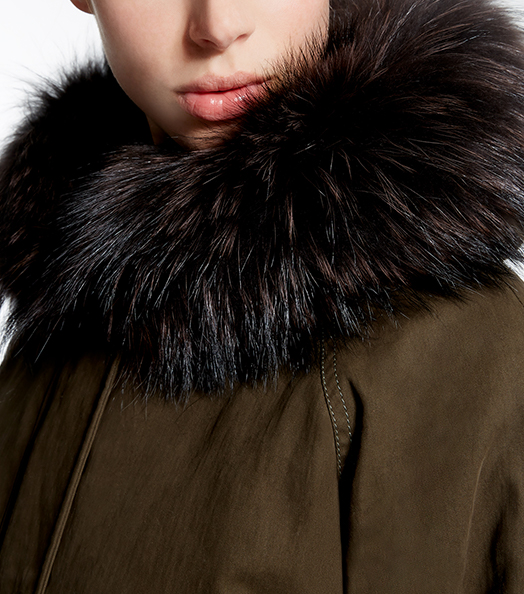 Parka Weekend Max Mara