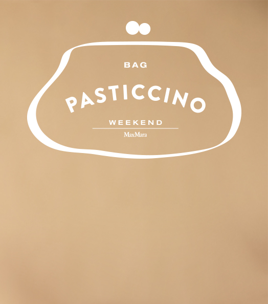 Banner We Pasticcino Weekend Max Mara