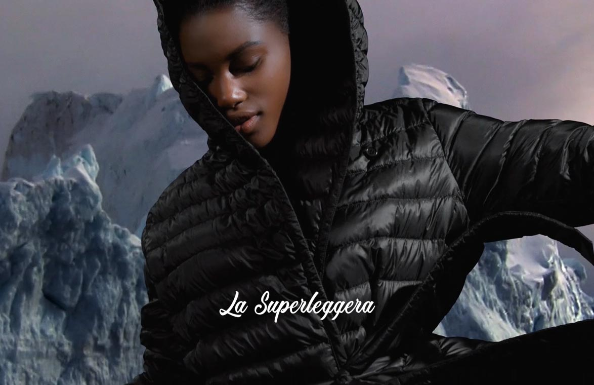 LA SUPERLEGGERA FALL WINTER 2018