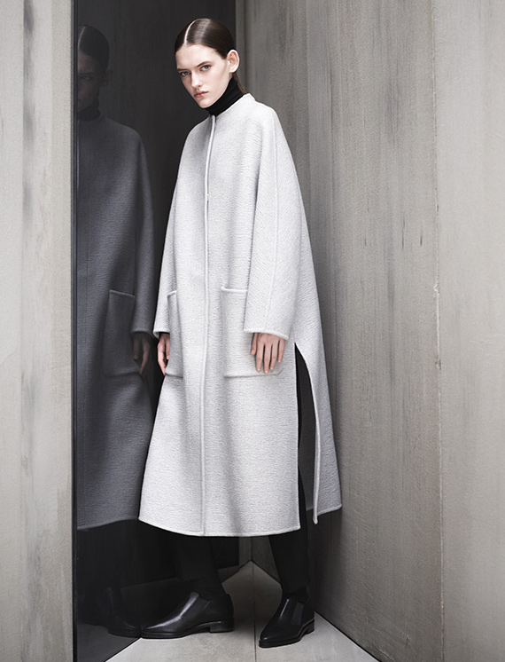 DISCOVER THE ATELIER COAT COLLECTION