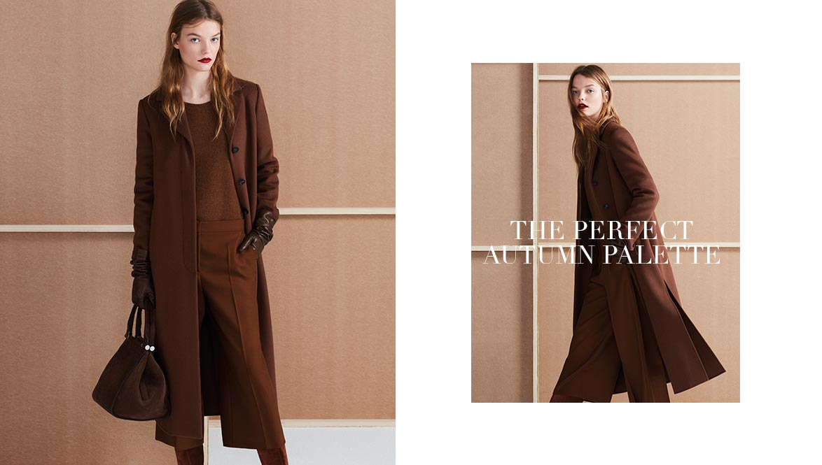 THE PERFECT AUTUMN PALETTE -  SHOP NOW