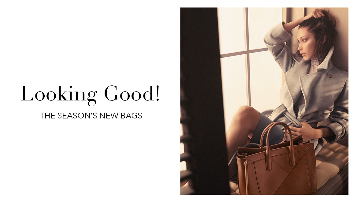 LOOKING GOOD: THE SEASON'S NEW BAGS - SHOP NOW