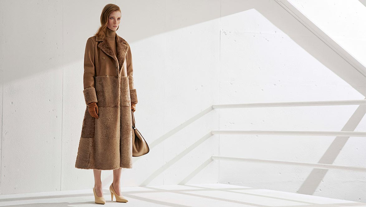DESTINATION: COATS DISCOVER OUR SELECTION