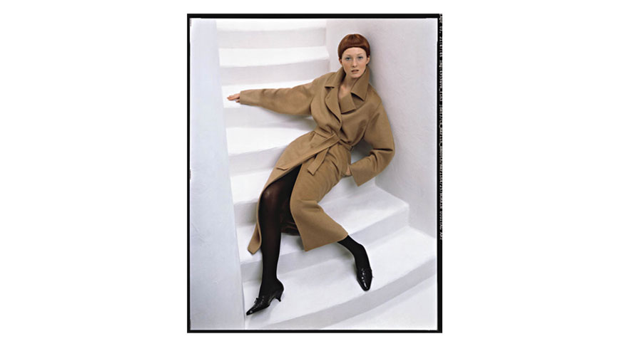 Max Mara Fall/Winter 1998-1999 campaign