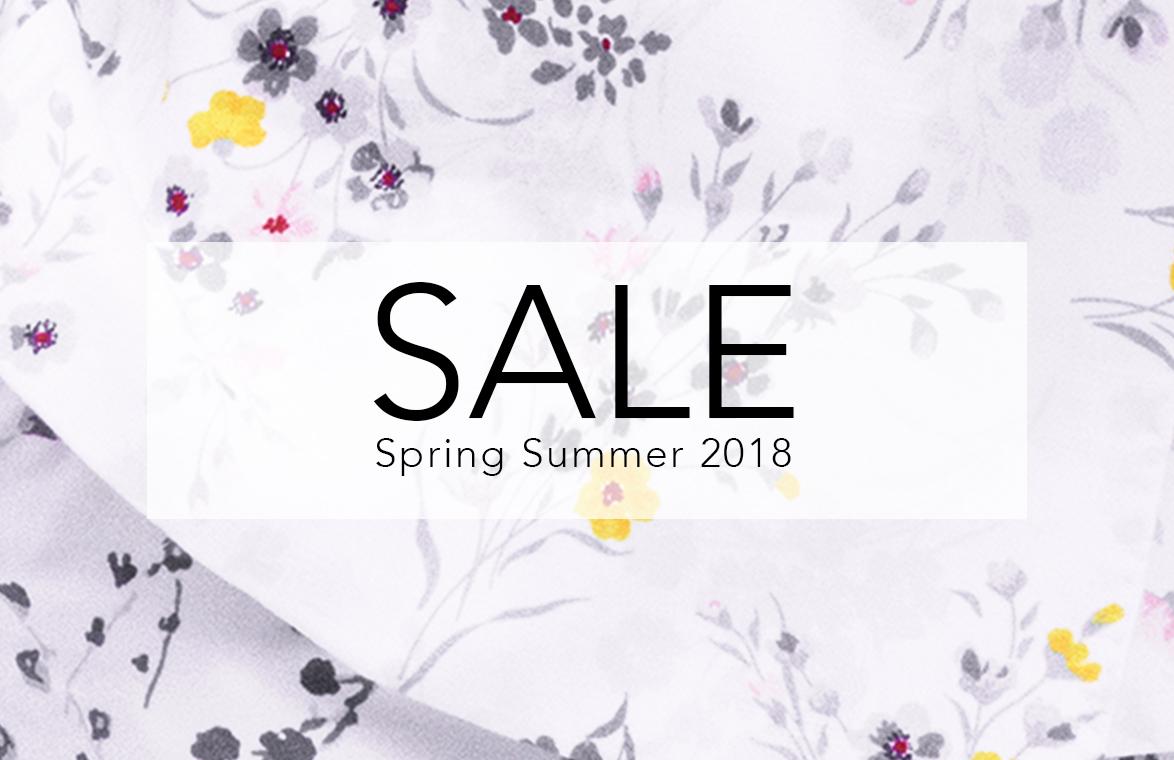 SPRING SUMMER 2018 SALE