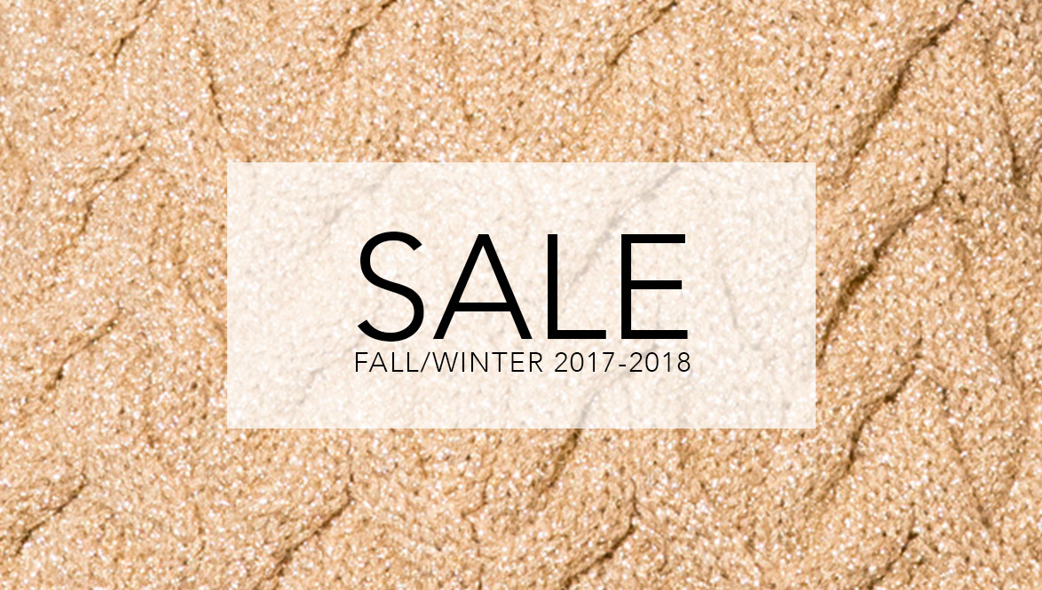 FALL WINTER 2017 - 2018 SALE