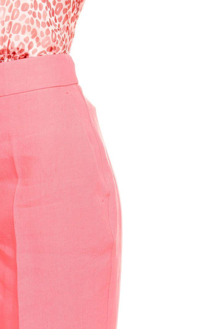 Pantaloni in lino Diffusione Tessile