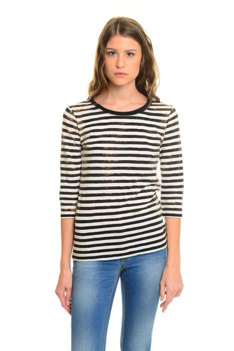T- shirt in cotone