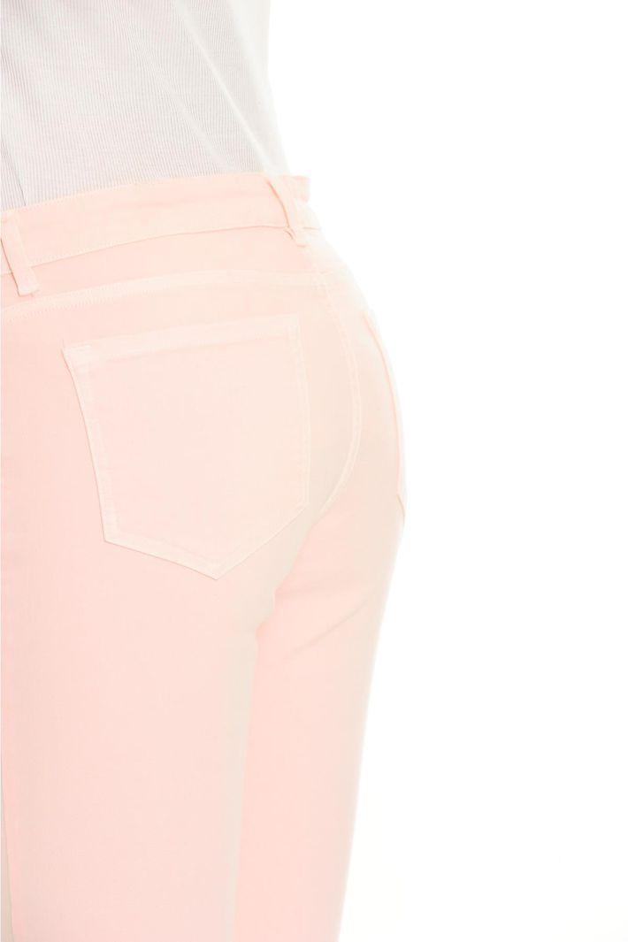 Pantaloni in drill di cotone Diffusione Tessile