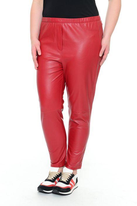 Pantaloni in similpelle