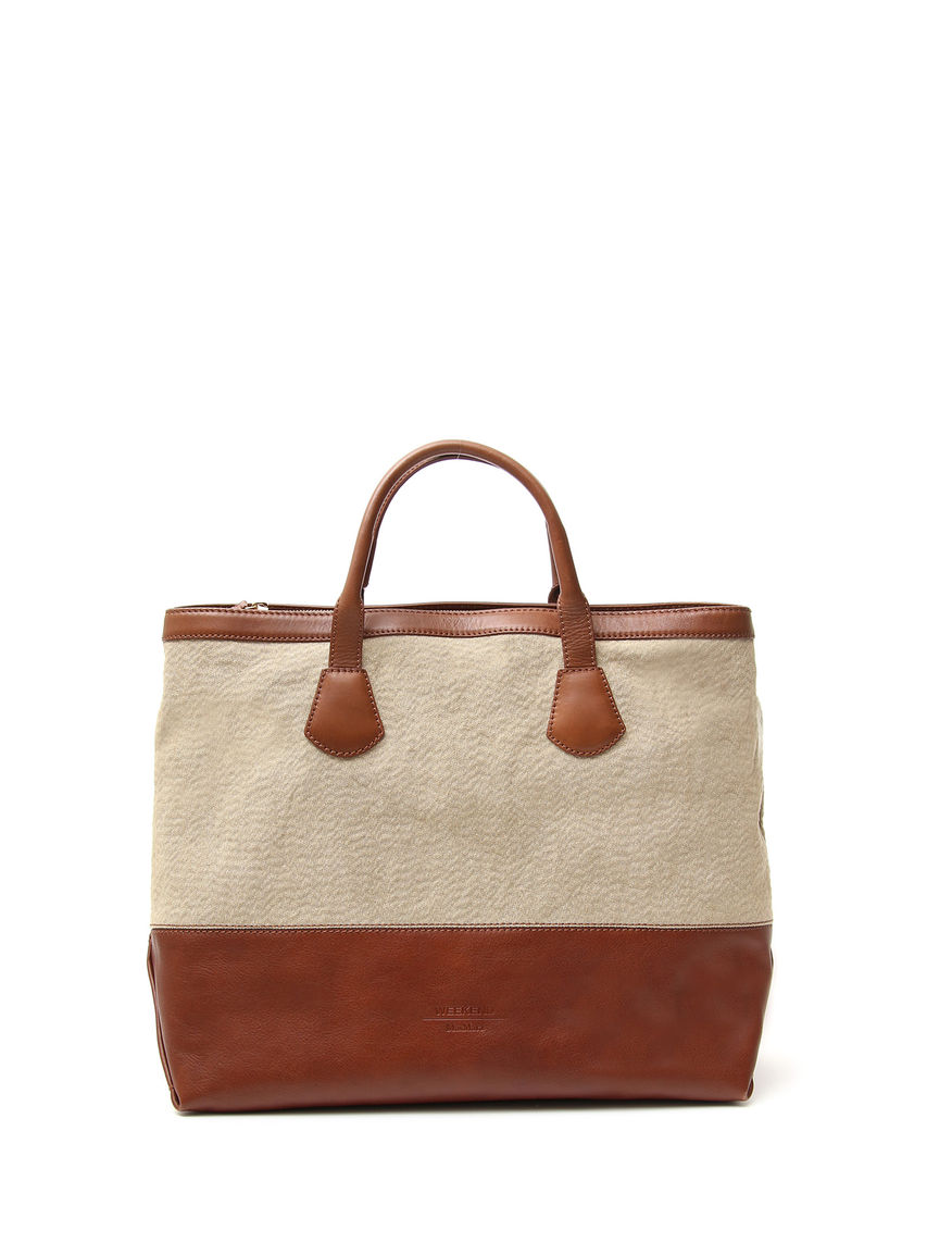 Shopping bag in cotone