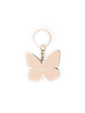 Portachiavi a farfalla