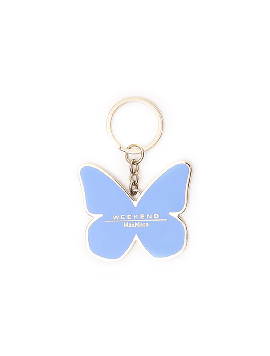 Portachiavi a farfalla.