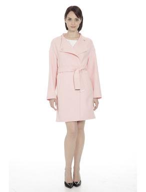 Cappotto di double di lana