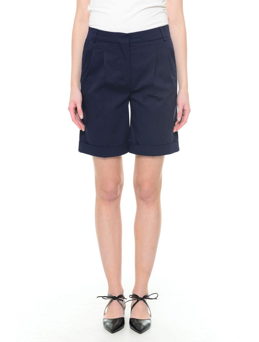 Pantaloni corti in cotone
