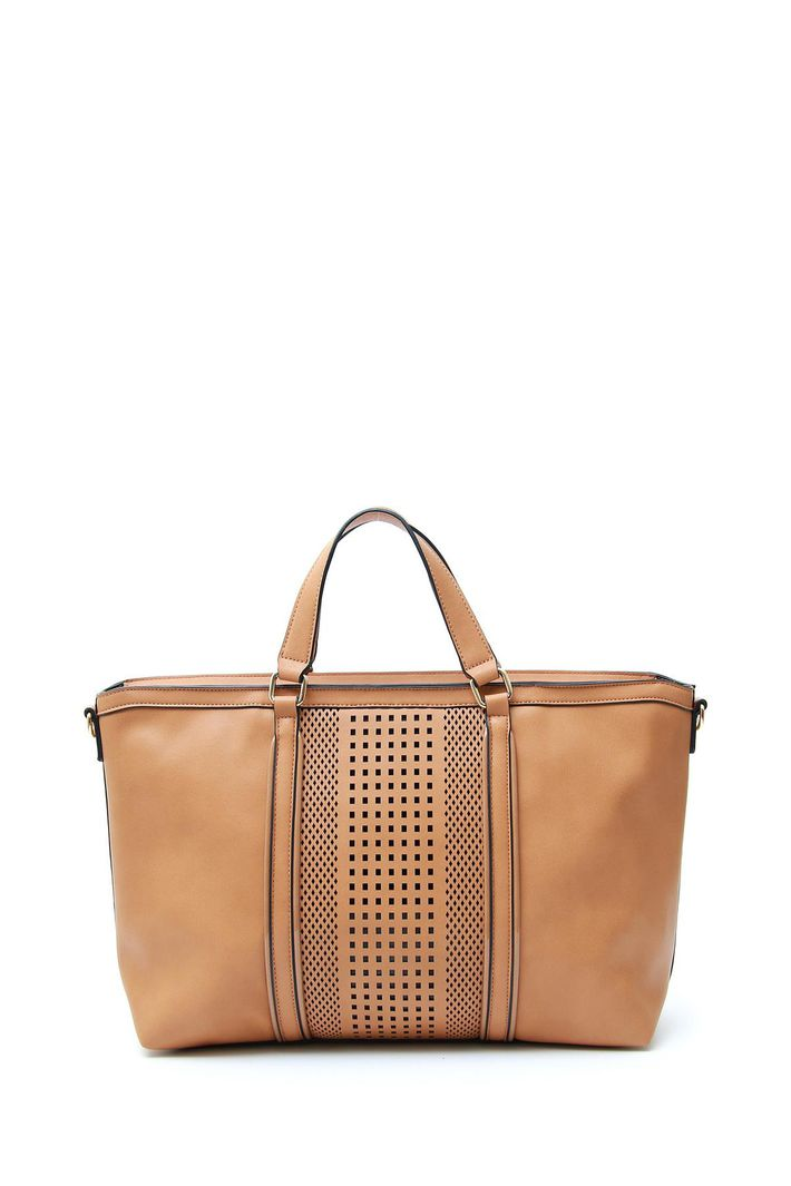 Shopping bag traforata