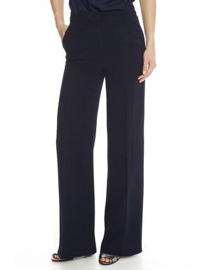 Pantaloni stretch linea ampia