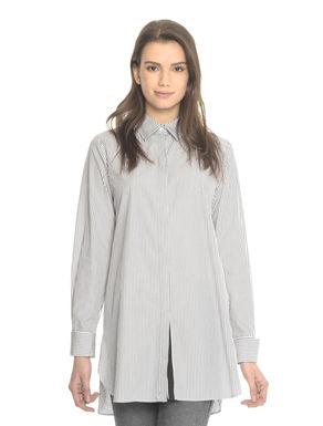 Camicia over in cotone