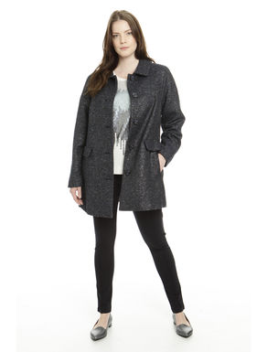 Cappotto in tweed