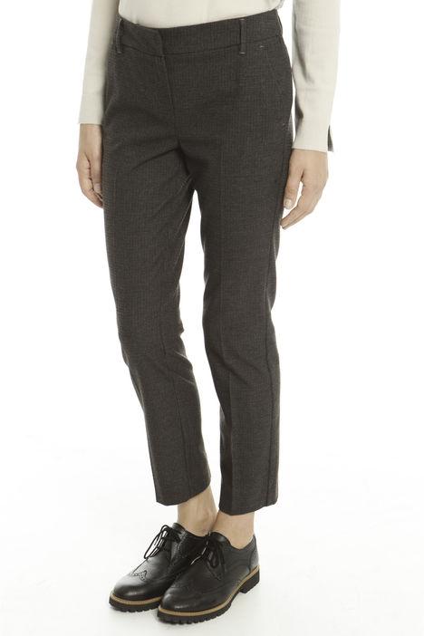Pantaloni in tinto filo