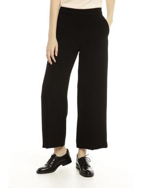 Pantaloni cropped linea dritta