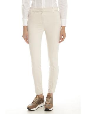 Pantaloni aderenti stretch