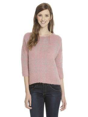 Pullover in mohair
