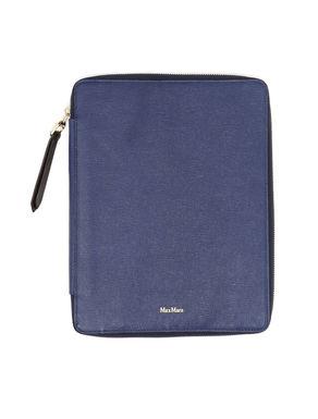 Porta iPad in pelle saffiano