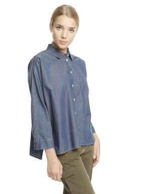 Camicia in denim leggero