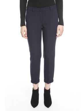 Pantaloni in doppio bielastico