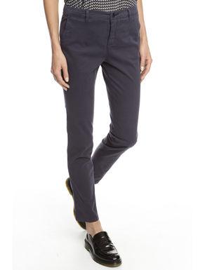 Pantalone in gabardina