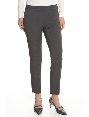 Pantalone in viscosa stretch