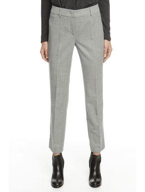 Pantalone in flanella