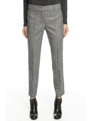 Pantalone in tinto filo